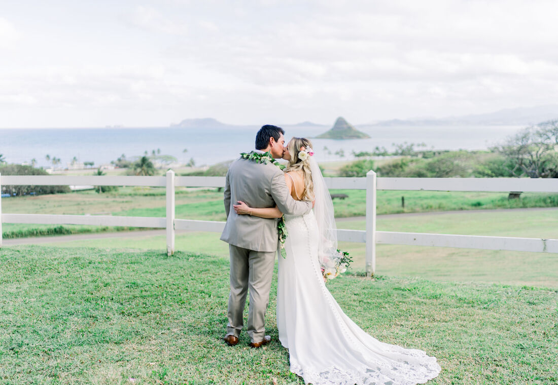 Oahu Wedding Makeup and Hair