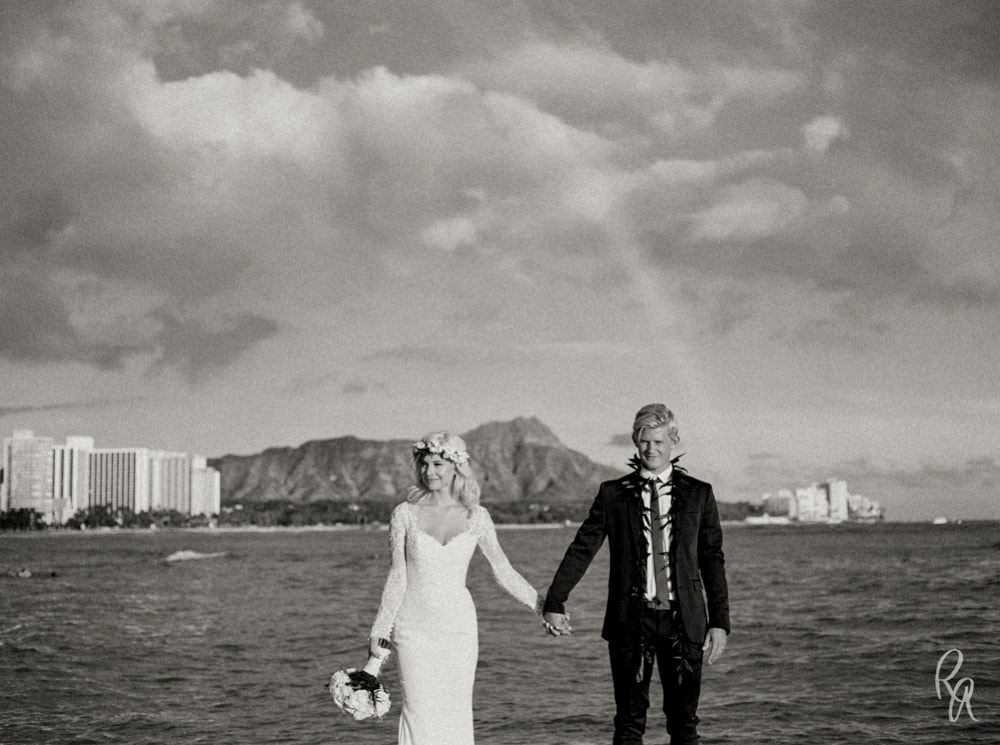 Diamond Head Wedding Hawaii